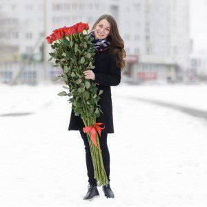 Роза 140 см